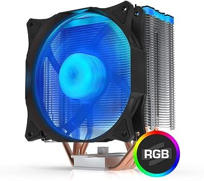 SilentiumPC Fera 3 HE1224 RGB Disipador de CPU con Ventilador ...