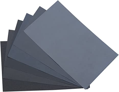 Abrasive Sheets Glass Paper Sandpaper