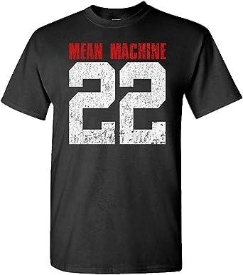 Mean Machine 22 - Camiseta de algodón para Hombre, diseño de ...