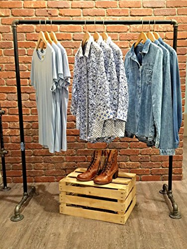 iron clothes rack - 2