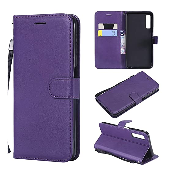 galaxy a7 case purple