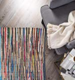 DII Contemporary Reversible Floor Rug For