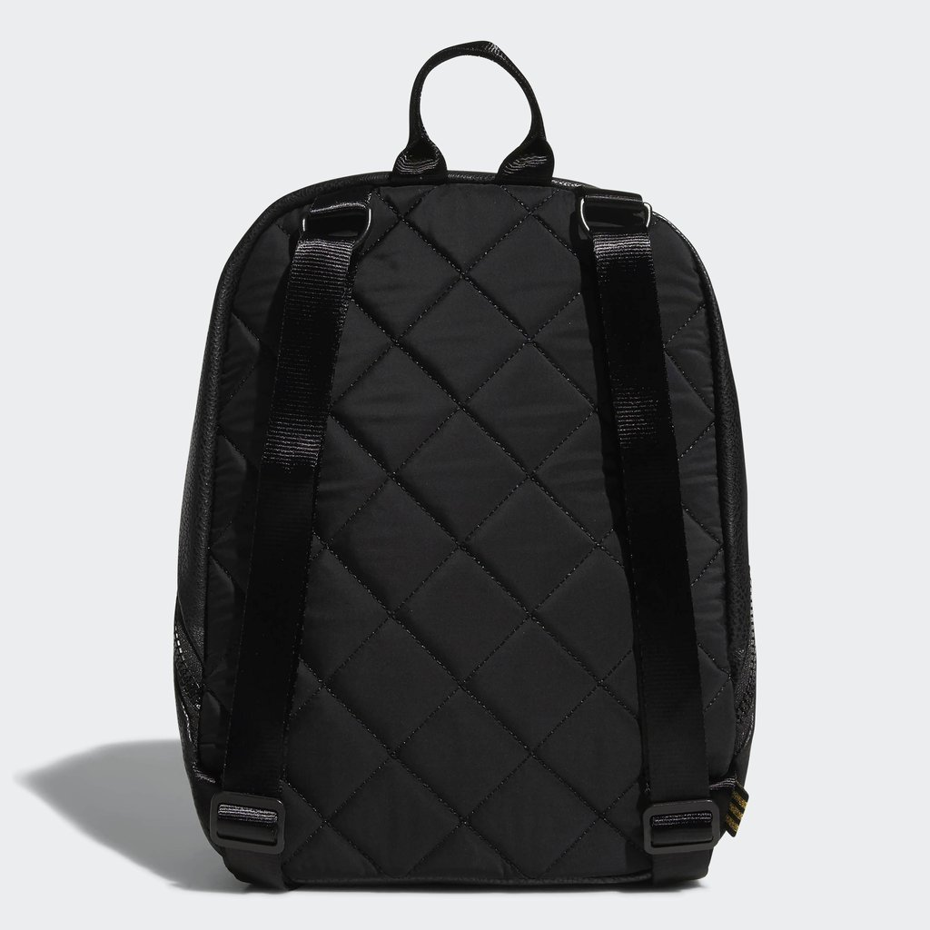 c94bbcdbc59f Amazon.com: adidas Originals National Compact Premium Backpack, Black, One  Size: Clothing