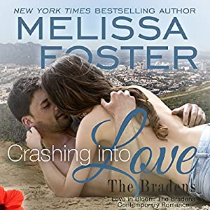Crashing into Love: Jake Braden Audiobook