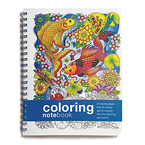 Coloring NoteBook inches Side bound Notebook product image