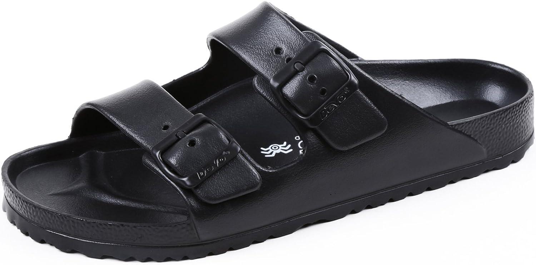 Sandalias de Vestir Zuecos Slip-on Zapatillas-Unisex Adulto