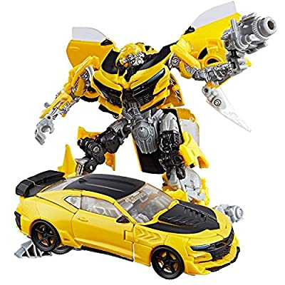 Transformers: The Last Knight Premier Edition Deluxe Bumblebee by Hasbro