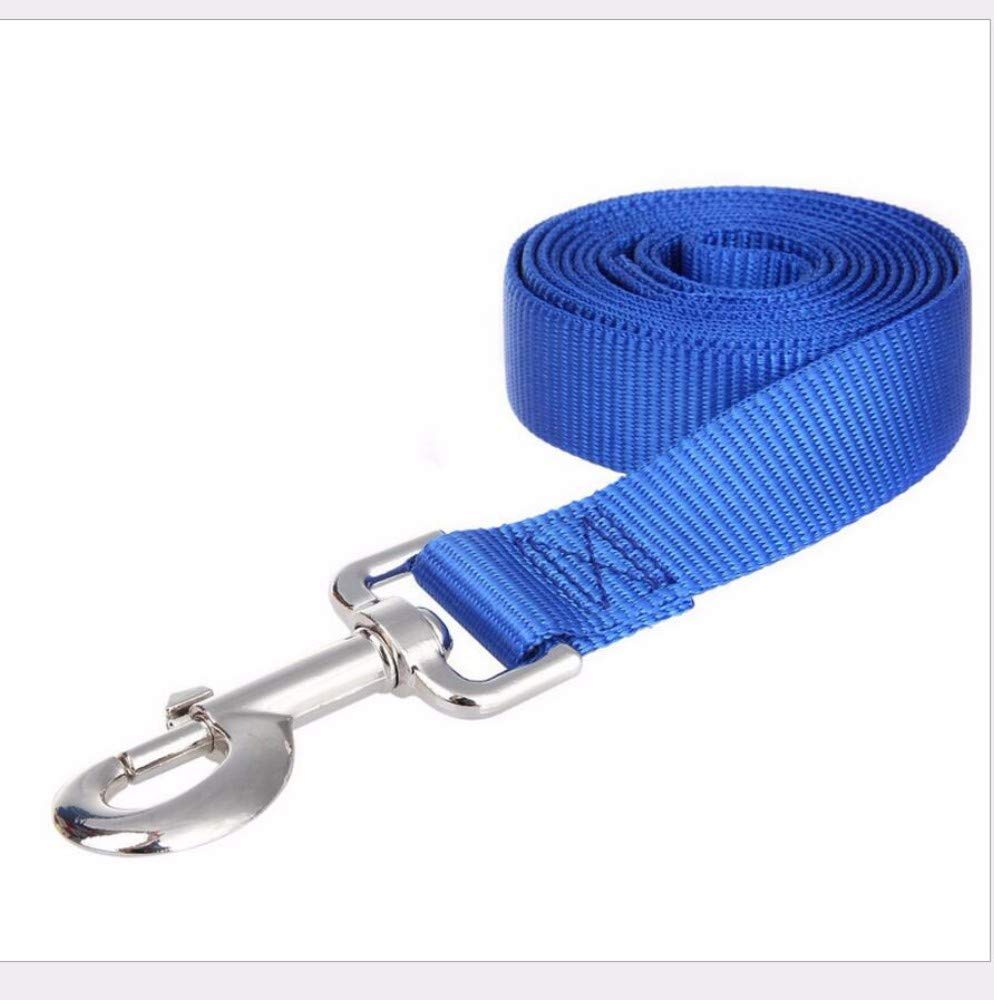 E Hhxx9 Pet Supplies Long Traction Rope Dog Leash Traction Training Outdoor 2.5Cmx20M,E