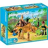Playmobil - Zoo Familia De Suricates (4853)