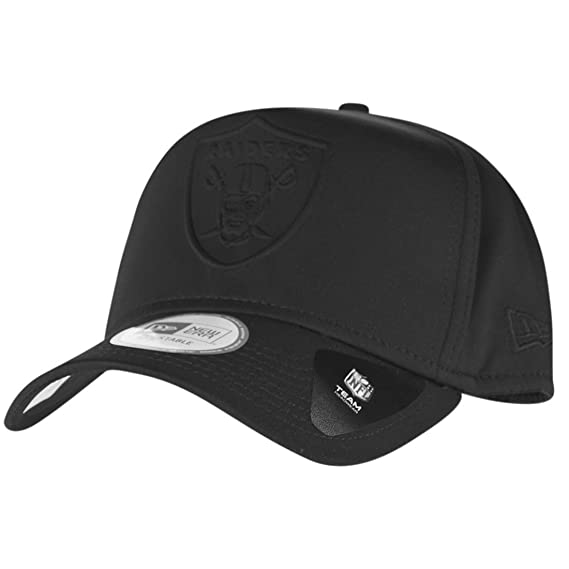 New Era A-Frame Trucker Cap - NFL Oakland Raiders black  Amazon.co ... 0f83f2d762e
