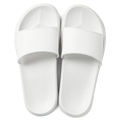 MAYI pantofole da bagno per le donne antiscivolo Scarpe da casa al coperto  Sandali da bagno 9b442048444