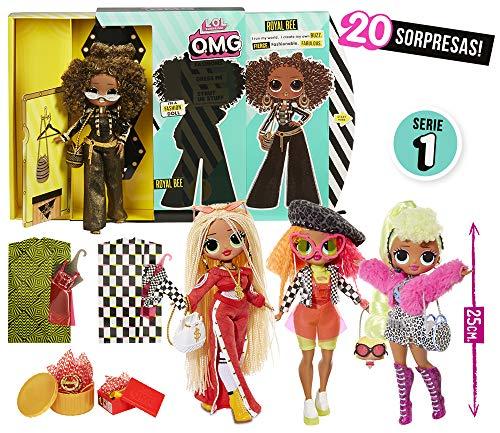 Giochi Preziosi L.O.L Surprise – OMG Muñecas Fashion (Giochi Preziosi LLU95000) , color/modelo surtido
