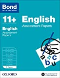 Bond 11+: English Assessment Papers: 5-6 years