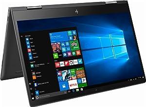 "HP Envy X360 2-in-1 15.6"" FHD 1080P IPS Touchscreen Laptop-Quad Core AMD FX 9800P 3.6 GHz, 8GB DDR4 RAM, 1TB 7200RPM HDD, HDMI, Bluetooth, Backlit Keyboard, B&O Audio, Windows Ink, Win10"