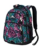 High Sierra Swerve Backpack (19 x 13 x 7.75-Inch, Feather Rainbow) image