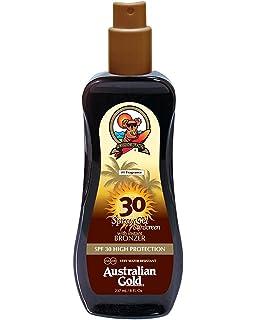 Australian Gold Protección Solar con Bronceador - 237 ml
