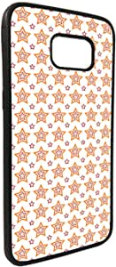 Motifs of small and large stars Printed Case for Galaxy Note 5