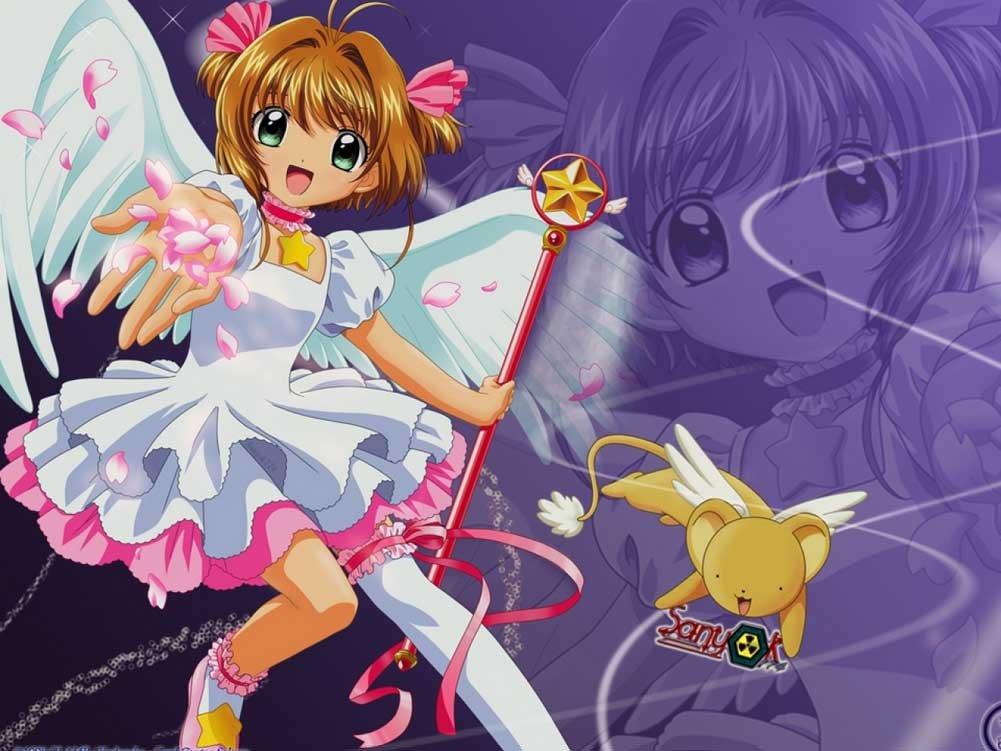 sakura kinomoto, cardcaptor sakura, card captor sakura, anime, manga, clamp