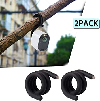 3-pack Security Wall Holder Mount Outdoor//Indoor for Arlo Pro 2//Pro//Arlo Camera