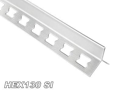 10 Meter Stainless Steel Y Form Kantenprofile Fliesenleisten Brushed
