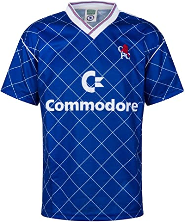 Chelsea 1988 Home Shirt