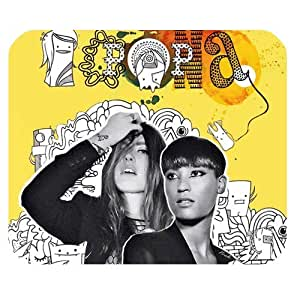Custom Icona Pop Personalized Rectangle Mousepad SBY-056