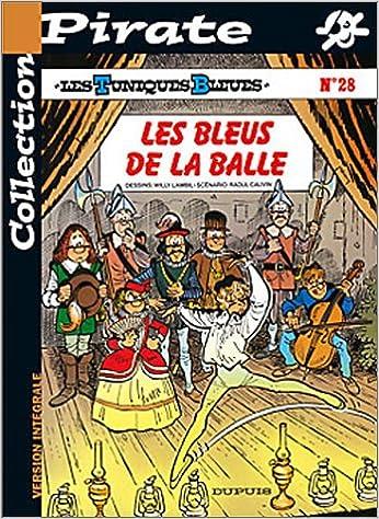 En ligne téléchargement gratuit BD Pirate : Les Tuniques bleues, tome 28 : Les bleus de la balle pdf