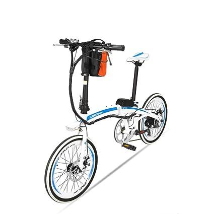 GTYW, Eléctrico, Plegable, Bicicleta, Montaña, Bicicleta, Bicicleta Eléctrica, 20