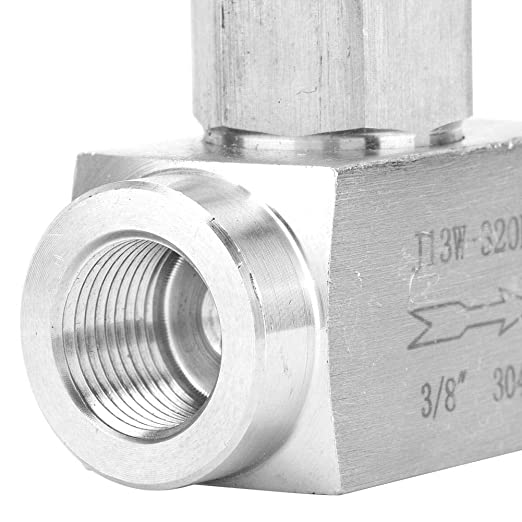 1-1//4 Male NPTF x 1-1//4 Female JIC Swivel 1-1//4-11-1//2 NPTF x 1-5//8-12 SAE Thread 1-1//4 Male NPTF x 1-1//4 Female JIC Swivel Inc. 1-1//4-11-1//2 NPTF x 1-5//8-12 SAE Thread Brennan Industries 6501-20-20-SS Stainless Steel 90 Degree Elbow Tube Fitting