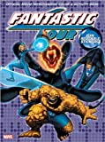 Fantastic Four Color and Activity - Sticker Storybook, , 0696225077
