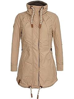 Naketano Damen Jacke Zebratwist Jacket: : Bekleidung