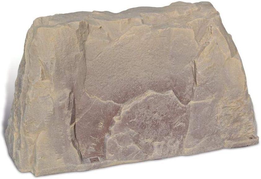 Amazon Com Dekorra Fake Rock Backflow Cover Model 110 Sandstone Patio Loveseats Garden Outdoor