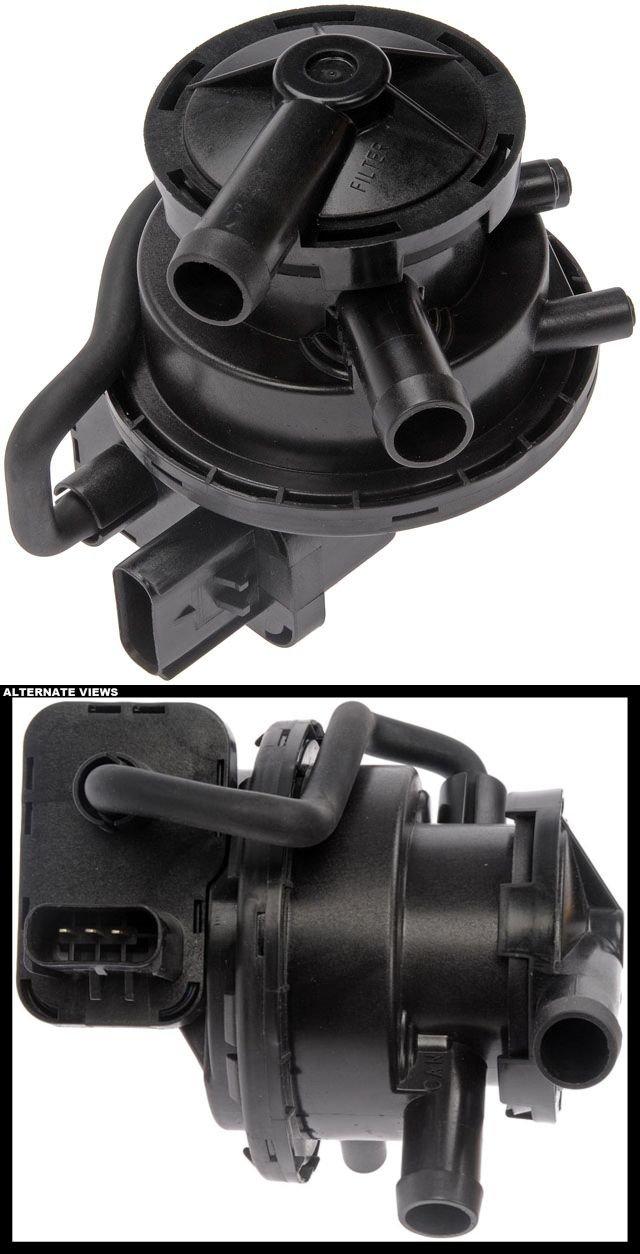 APDTY 113766 Fuel Vapor Leak Detection Pump (LDP) Fits Select 98-02 Chrysler Sebring & Dodge Stratus, Or 98-00 Chrysler Cirrus & Plymouth Breeze (See Description for Details; Replaces 4891419AA)
