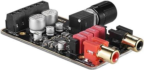 15W Doppio Canale Stereo Mini Amplifica Board Amplifica DIY Scheda di Circuito per Altoparlanti da Pavimento Muslady Modulo Amplificatore Digitale Audio 15W
