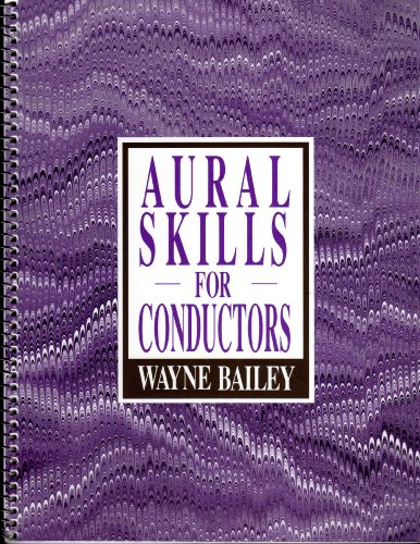 Aural Skills For Conductors