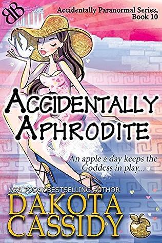 book cover of Accidentally Aphrodite