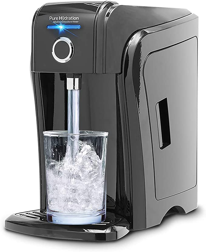 Pure Hydration All-natural Alkaline Antioxidant Water Filter