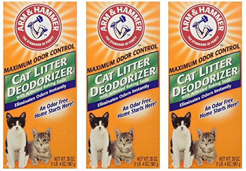 HAMMER Litter Deodorizer Powder Pack product image