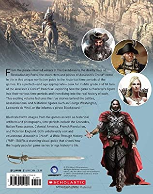 A Walk Through History 1189-1868 Assassins Creed