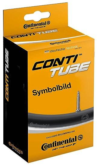 Continental Compact Fahrradschlauch für 18 Zoll mit Dunlop Ventil