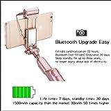 AIBOTY Bluetooth Selfie Stick, Wireless Phone
