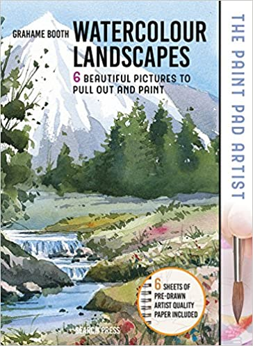 Watercolour landscapes:6 beautiful pictures to pull out and paint