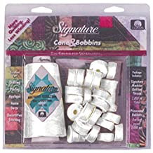 American and Efird Quilting Cone and M Bobbin Pack Signature Machine