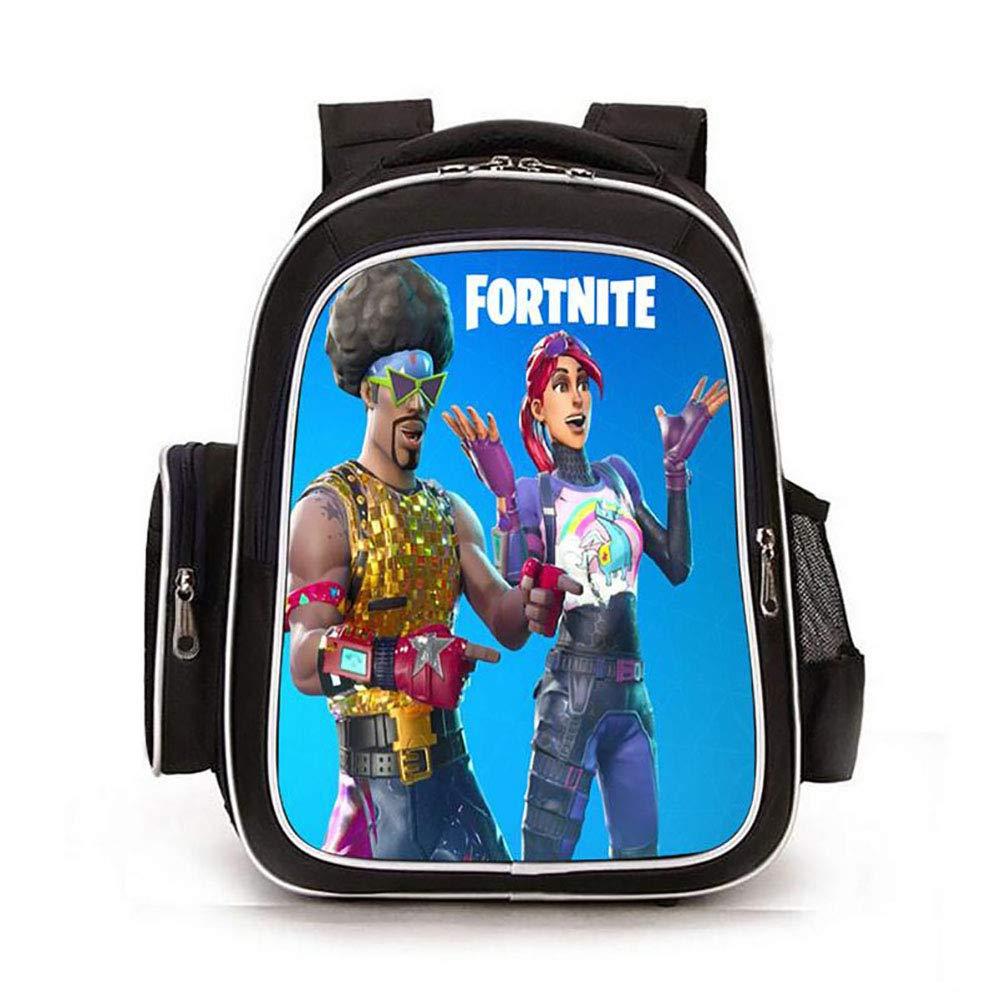Unbekannt Bolsas de impresión Fortnite de Mochila Escuela cumpleaños de Fortnite niños, Mochila Informal de la Escuela Game Lovers - Color Aleatorio,E c1753e