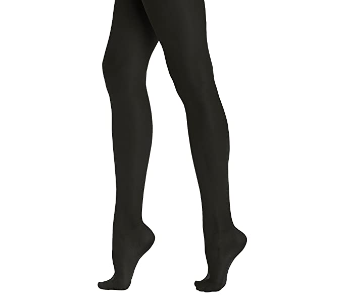 68b0b4d5a9e HUE So Silky Sheer Reinforced Toe Pantyhose at Amazon Women s Clothing store
