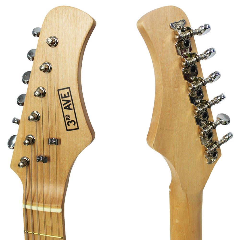 3Rd Avenue STX30RDPK - Paquete junior de guitarra eléctrica: Amazon.es: Instrumentos musicales