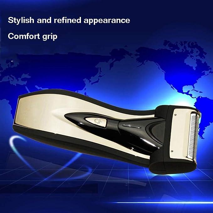 HM-Shaver Maquinilla de Afeitar de la Limpieza del Agua del Cuerpo de la  máquina de Afeitar Recargable eléctrica de los Hombres Inteligentes   Amazon.es  ... 407afef28ceb