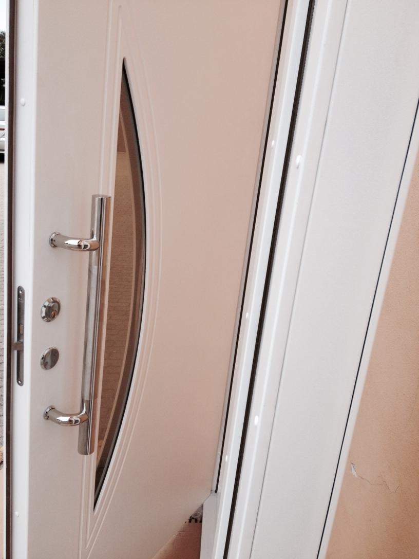 t r wei mit glaseinsatz oi78 hitoiro. Black Bedroom Furniture Sets. Home Design Ideas