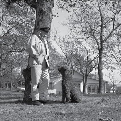 Amazon John Steinback And Dog Charlie 1962