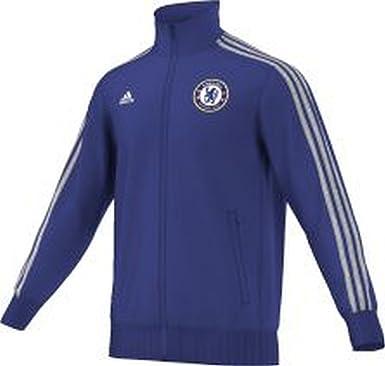 adidas 3-Stripes Chándal para Hombre Top - FC, Color Azul, tamaño ...
